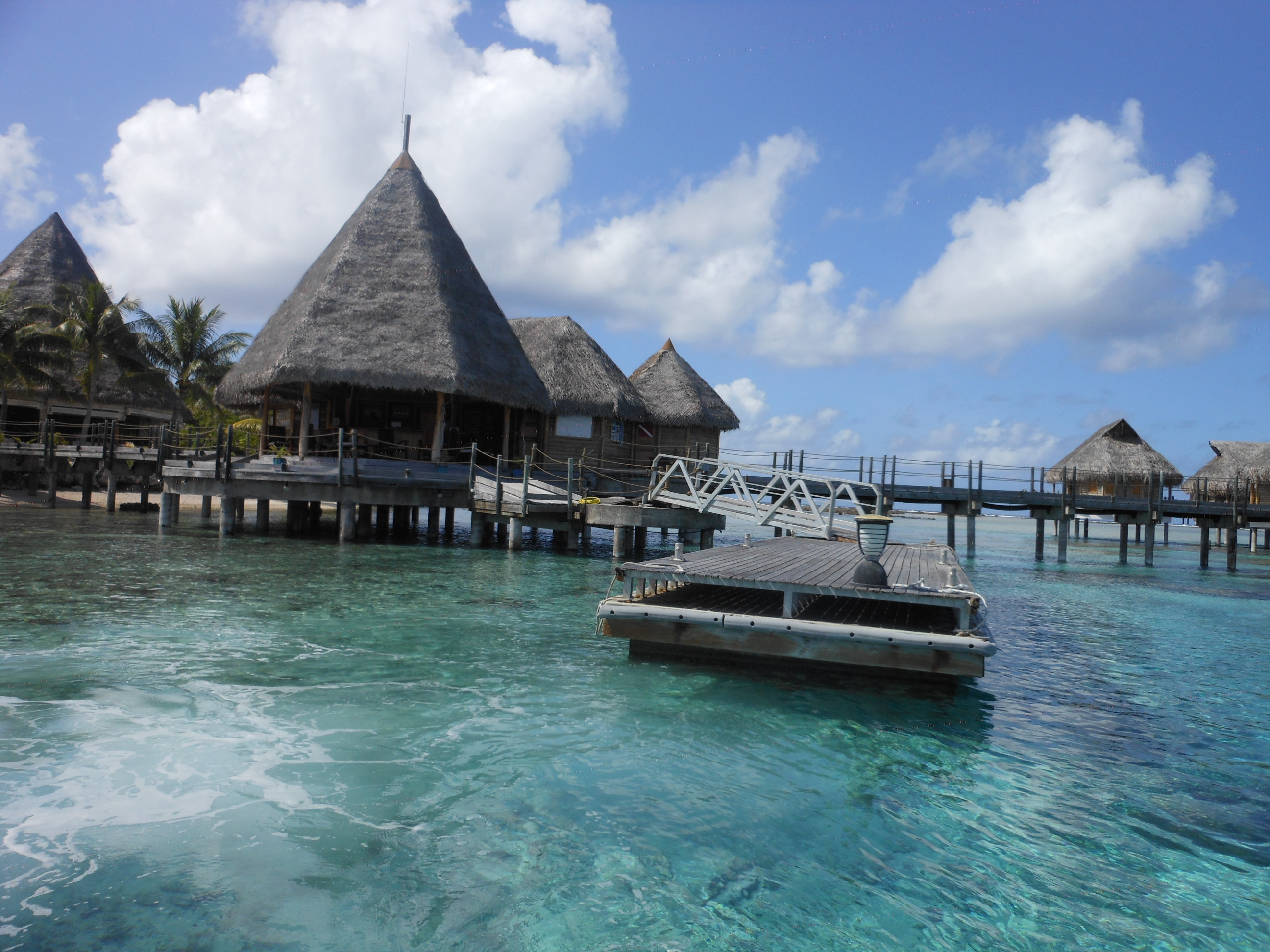 Kunngjøring ny all-inclusive plan for Bora Bora - Koble Reise