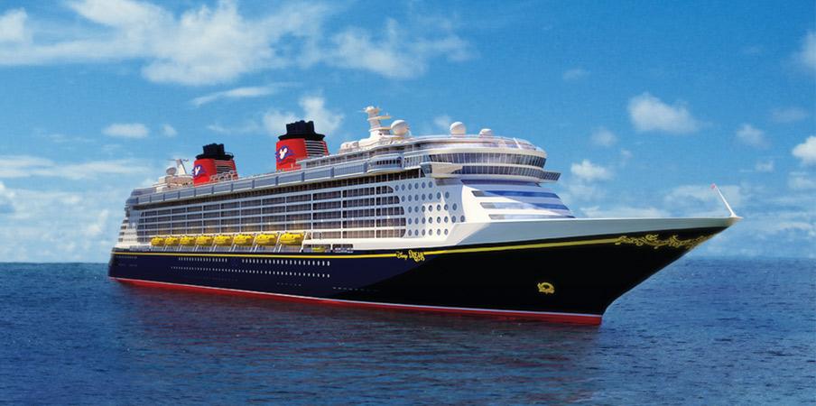 Disney cruise lines disney dream pictured